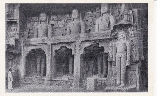 Gwalior Jain Caves 2