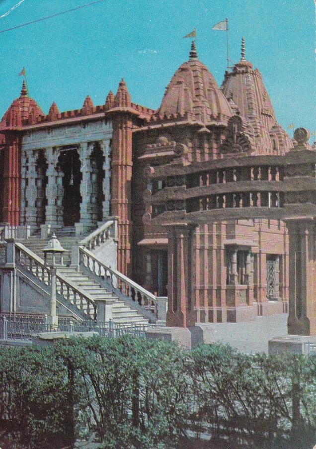 parsva-jain-temple-calcutta-jainism-postcard