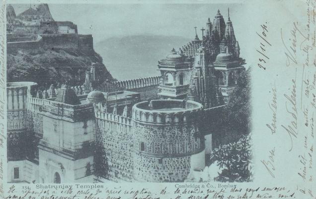 shatrunjaya-jain-temples-jainism-postcard