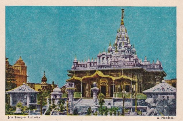 jain-temple-calcutta-jainism-postcard2