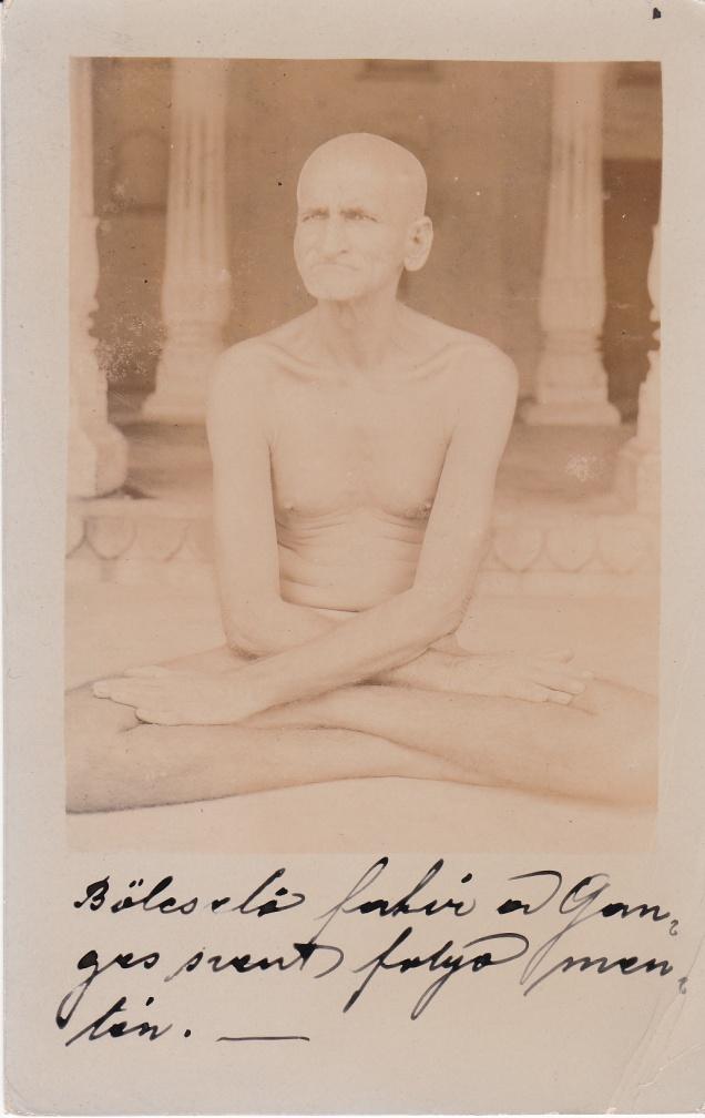 jain-monk-jainism-postcard