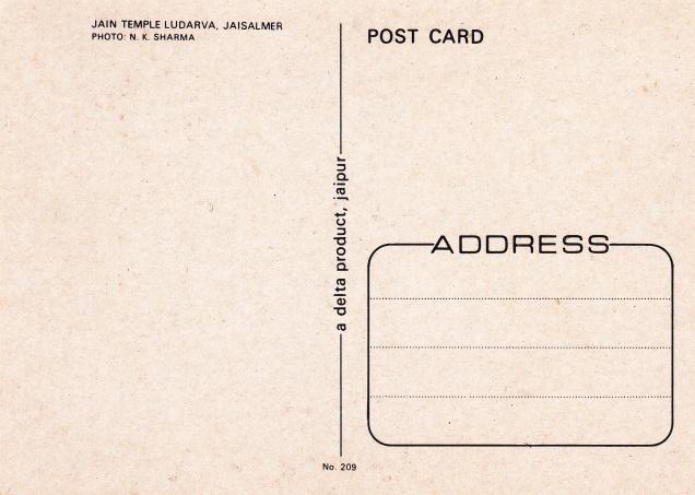 jain-temple-ludarva-jaisalmer-jainism-postcardback