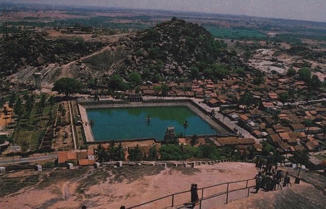 Chandragiri Shravana Belagola