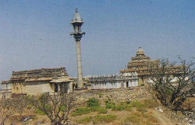 Temples of Chandragiri Shravana Belagola