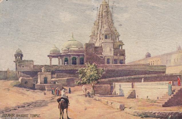 Bikanir Jain Temple