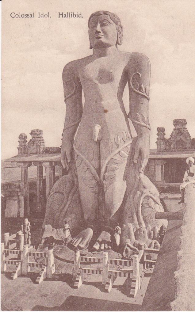 Colossal Bahubali Sravanabelgola