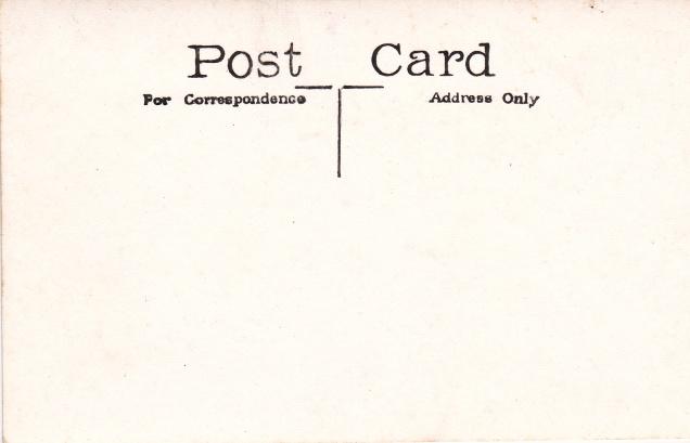 Jain Procession (bottom centre) Mhow multiview Jainism Postcardback