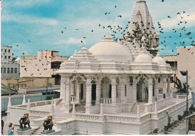 Jain Temple Mombasa Kenya