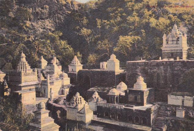 Muktagiri Holy Hill Jain Temples