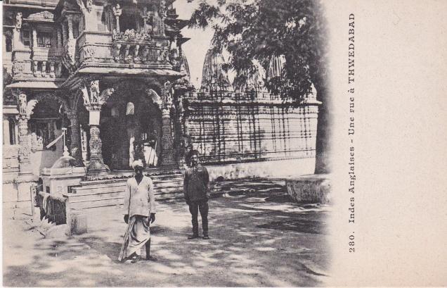 Jain Temple Ahmedabadb