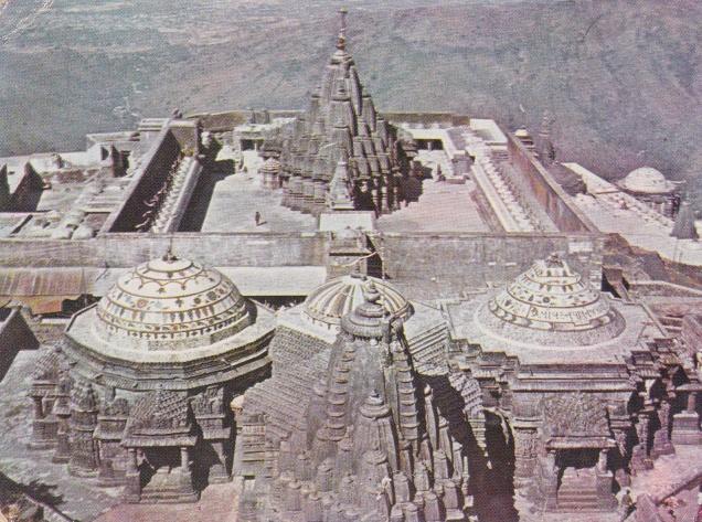 Jain Temples Mt. Girnar Junagadh