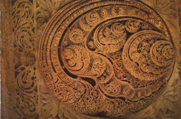 Ranakpur Carved Ceiling