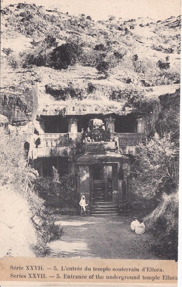 Ellora Jain Cave 32 Indra Sabha