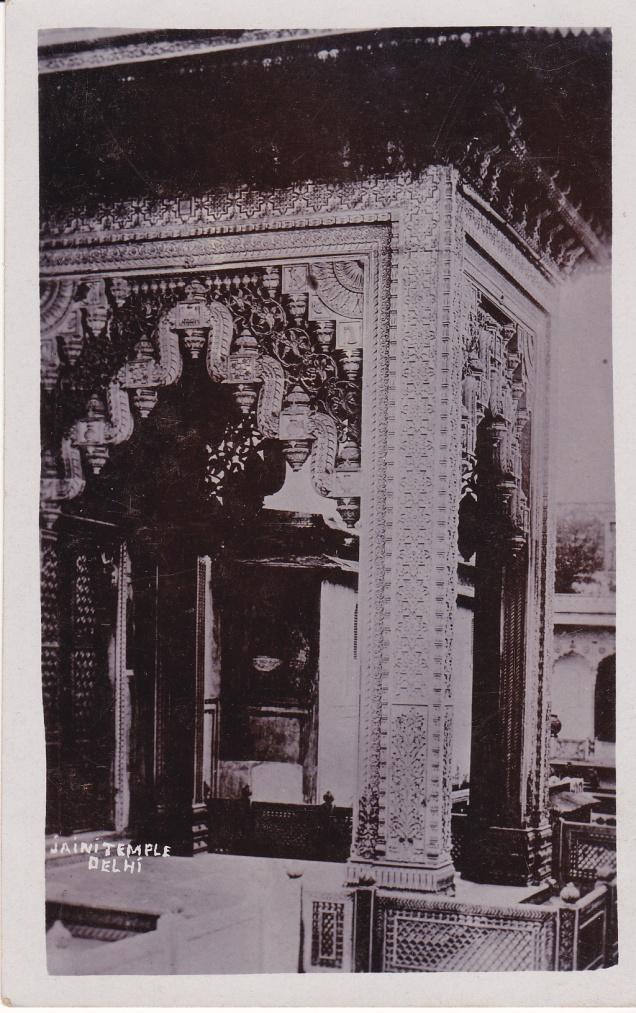 Jain Temple Delhi a