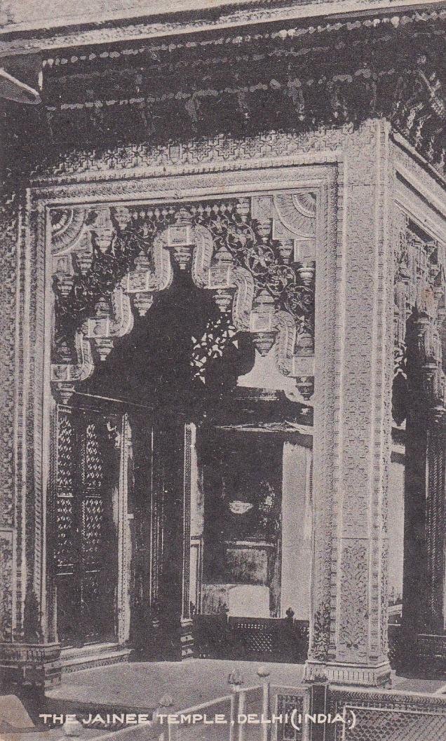 Jain Temple Delhi b