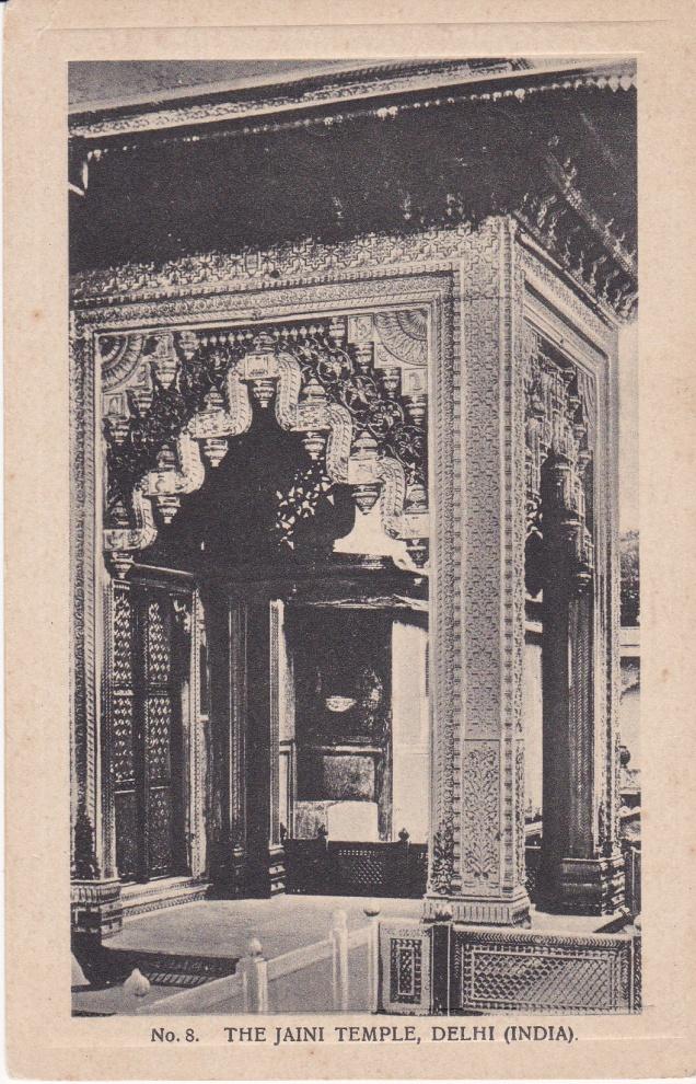 Jain Temple Delhi c