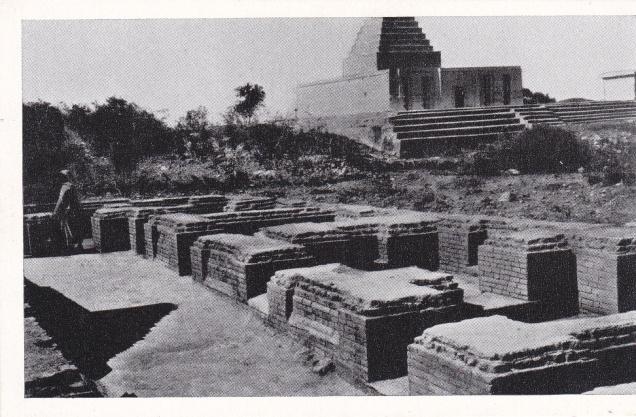 Jaina Temple Vaibhara Hill Rajgir