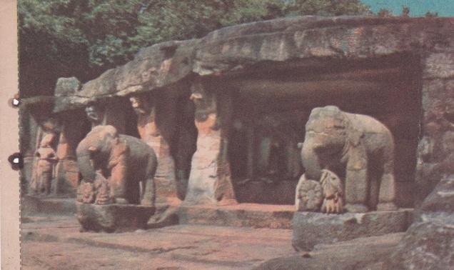 Udayagiri Jain Cave Ganesha Gumpha Bhuwneswar
