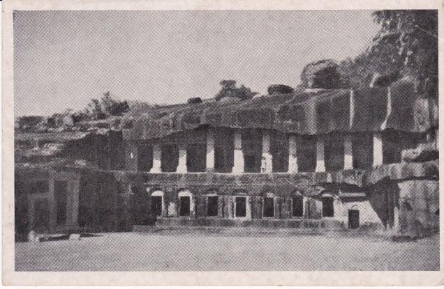Udayagiri Jain Cave Rani Gumpha