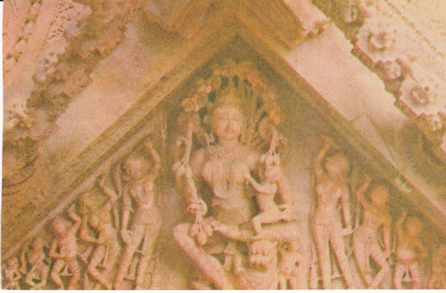Ambika Devi Vimal Vasahi Jain Temple Dilwara Mount Abu
