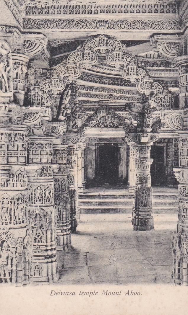 Delwasa Temple Mount Aboo Jainism