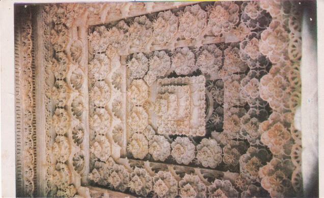 Dilwara Mount Abu Lotus Ceiling