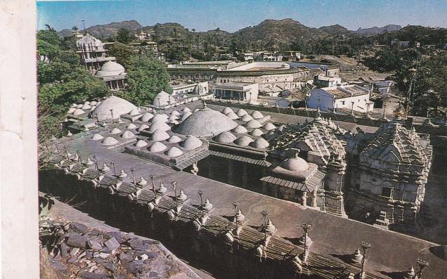 Dilwara Temple Exterior