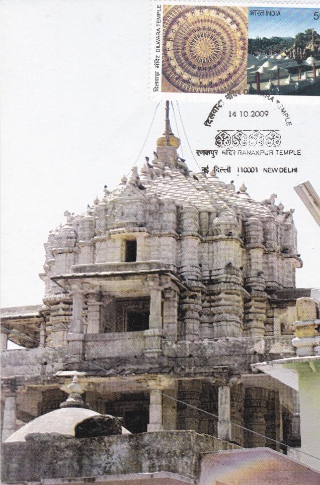 Dilwara Temple Parshvanath Chaumukha Jain Temple