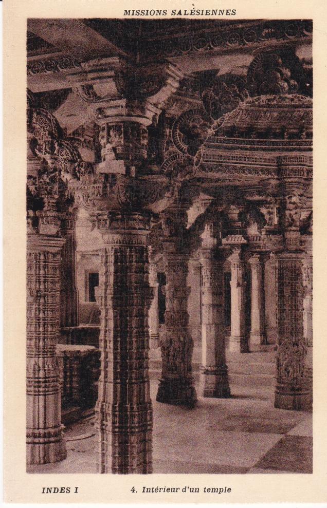 Jain Temple Mount Abu Missionary