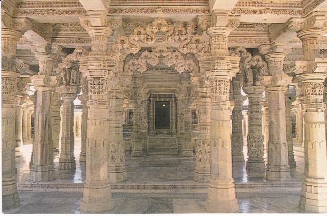 Luna Vasahi Jain Temple Delwara Mt. Abu