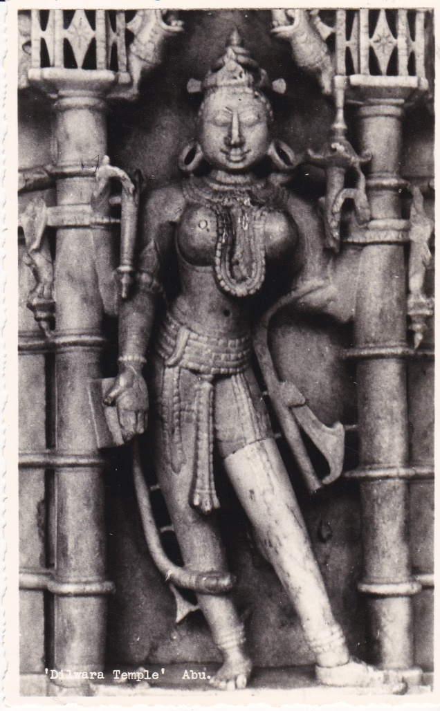 Mount Abu decorative figure