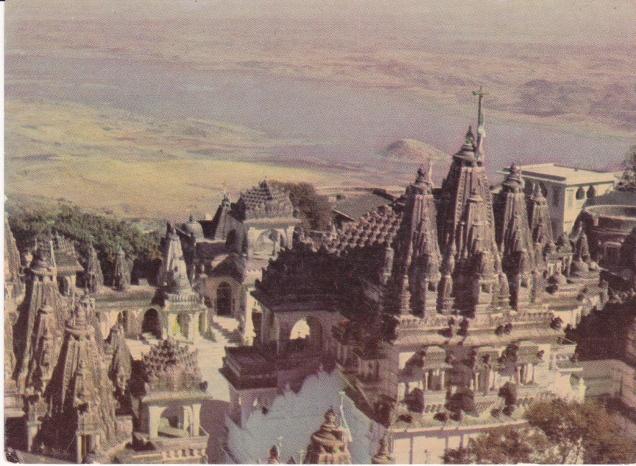 Palitana City of Jain Temples Shatrunjaya