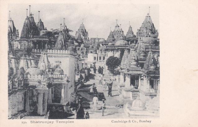 Shatrunjay Temples