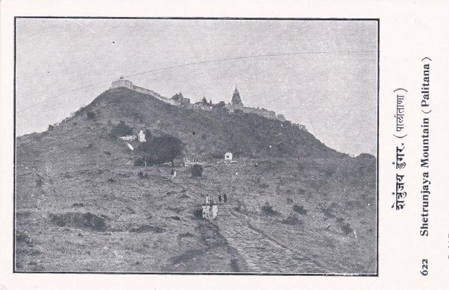Shetrunjaya Mountain Palitana