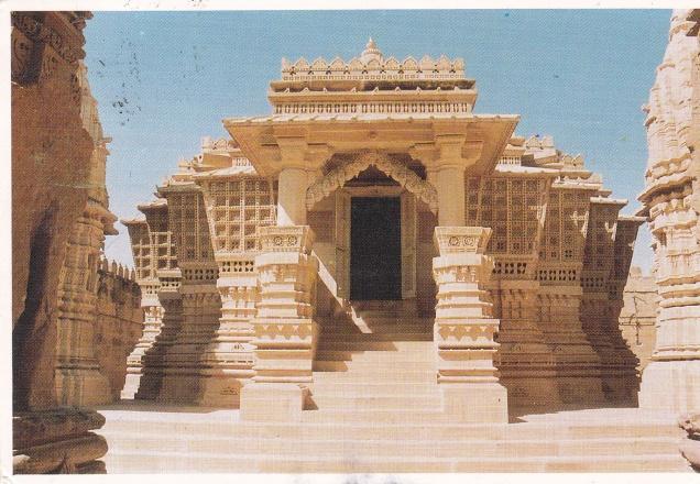 Jain Temple Lodrava Lodurva Jaisalmer