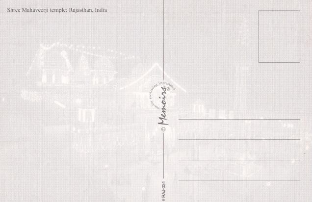 Shree Mahaveerji temple Rajasthanback