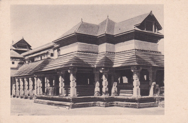 Thousand Pillared Saavira Kambada Jain Basadi Temple Moodabidri