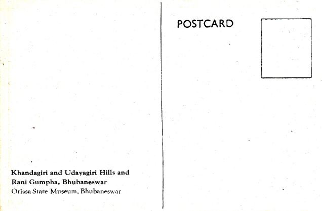 Khandagiri and Udayagiri Hills and Rani Gumpha Bhubaneswarback