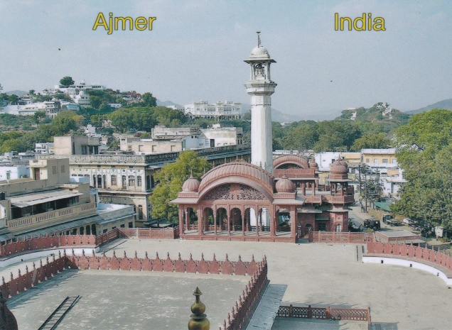 Ajmer Nasijan Jain Temple