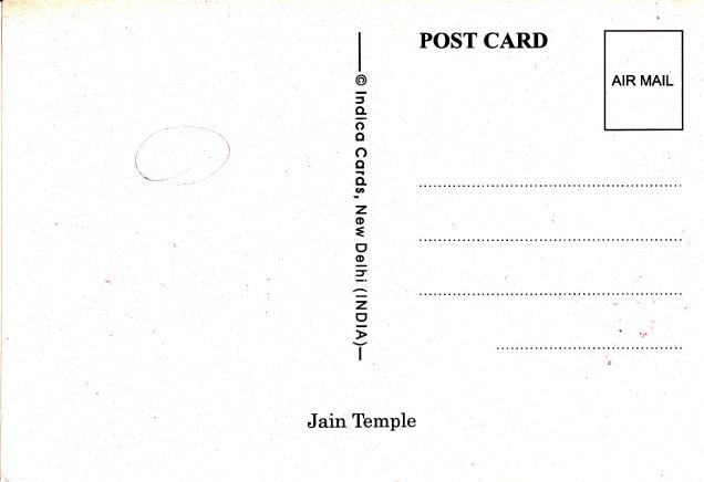 Jain Temple Bikanerback