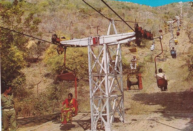 Aerial Rope-way Raj Giri