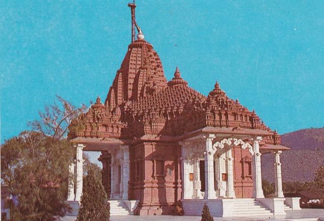 Svetambar Jain Temple Rajgir
