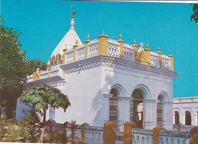 Kundal Pur Jain Temple