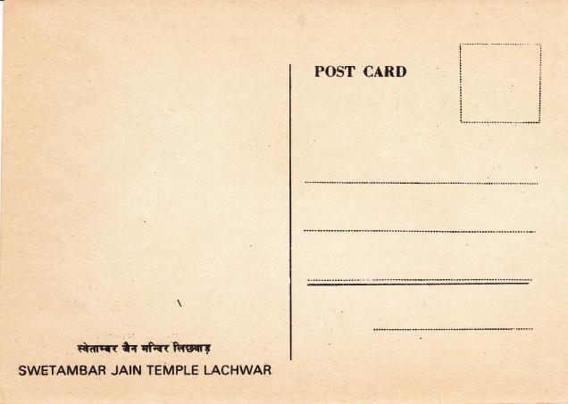 Swetambar Jain Temple Lachwarback