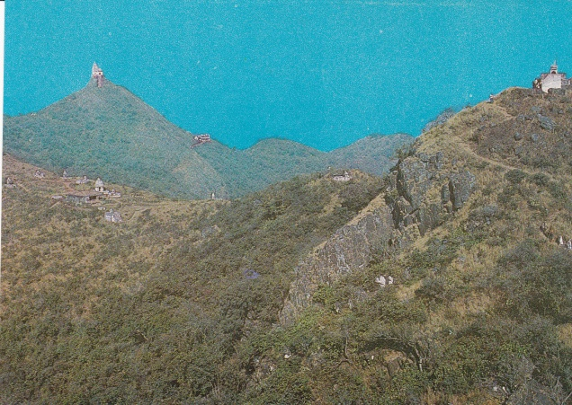 Aerial View of Shikhajee