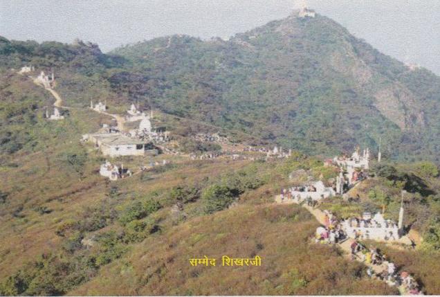 Sammeda Shikharji