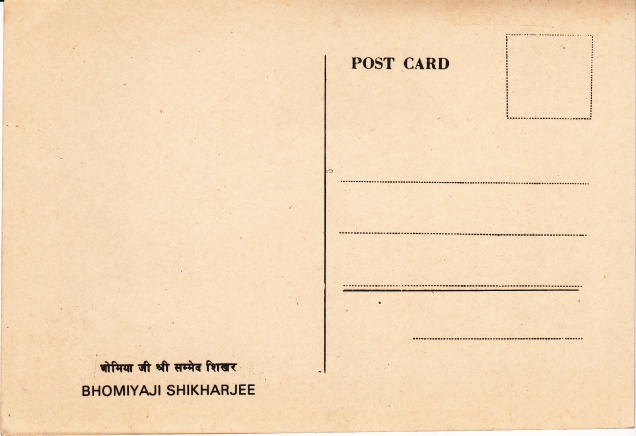 Bhomiyaji Shikarjeeback