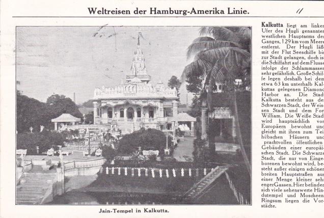 Jain tempel in Kalkutta