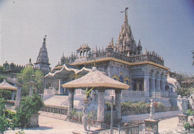 Jain Temple Calcuttacolorful