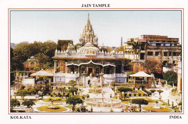 Jain Temple Kolkata